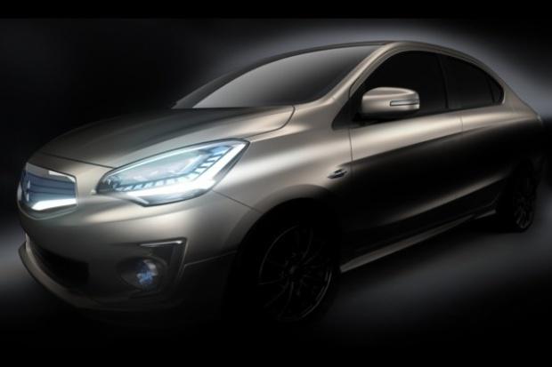 G4 czyli zapowiedź nowego globalnego sedana Mitsubishi