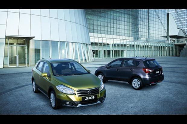 Suzuki powiększyło SX4