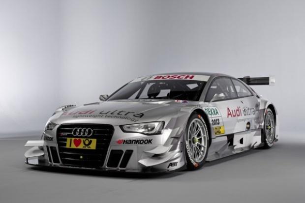 Audi RS 5 DTM i jego pokrewieństwo z seryjnym odpowiednikiem