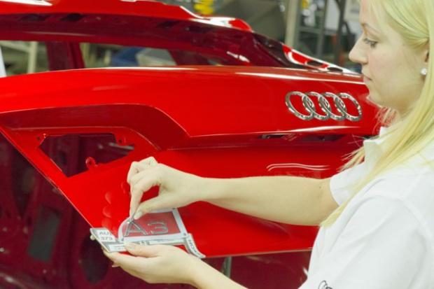 Audi AG nie ma zamiaru hamować