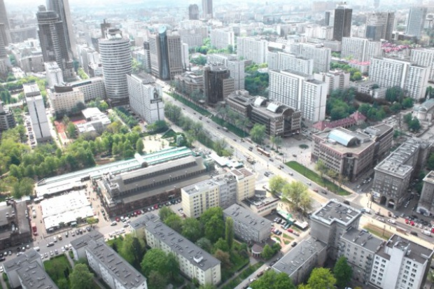 Warszawa jedną z najbardziej popularnych lokalizacji inwestycyjnych