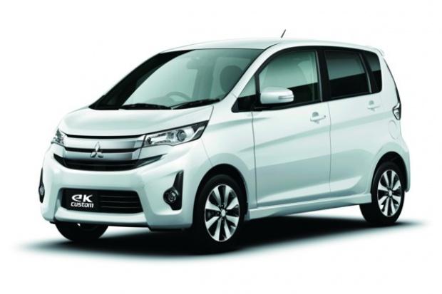 Wspólny projekt mini-samochodów Mitsubishi i Nissana