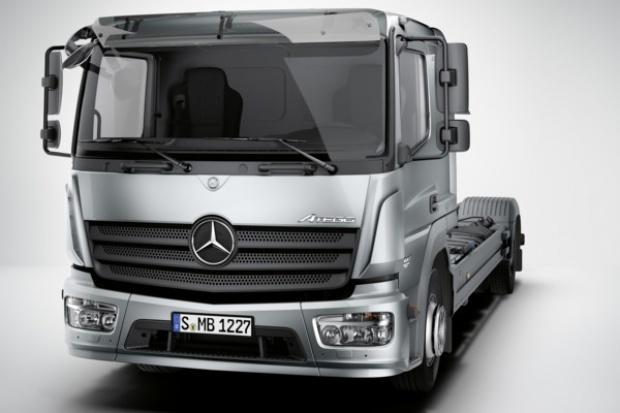 Atego: skompletowana gama ciężarówek Mercedes-Benz