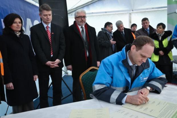 Ruszyła budowa fabryki BASF w Środzie Ślaskiej