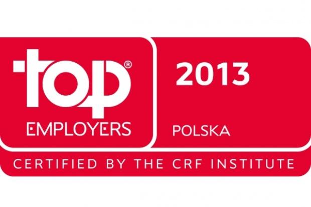 GAZ-SYSTEM w gronie Top Employers Polska 2013