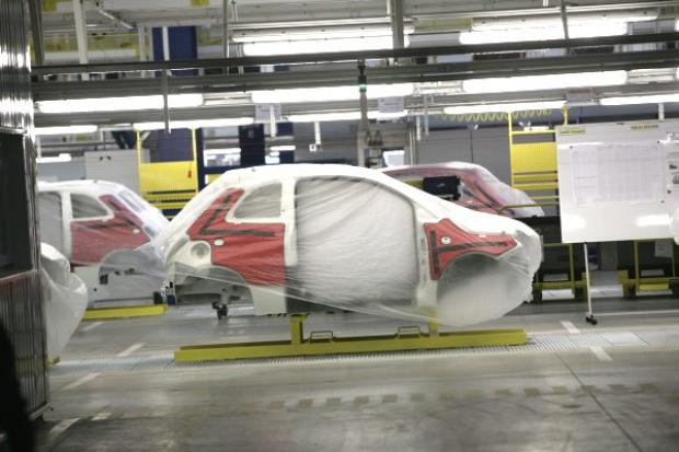 Tyska fabryka Fiata kończy proces zwolnień grupowych