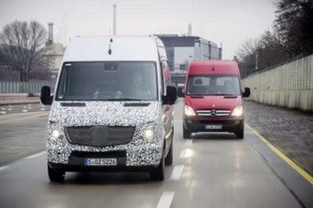 Mercedes dozbraja vany w układy wspomagania i bezpieczeństwa