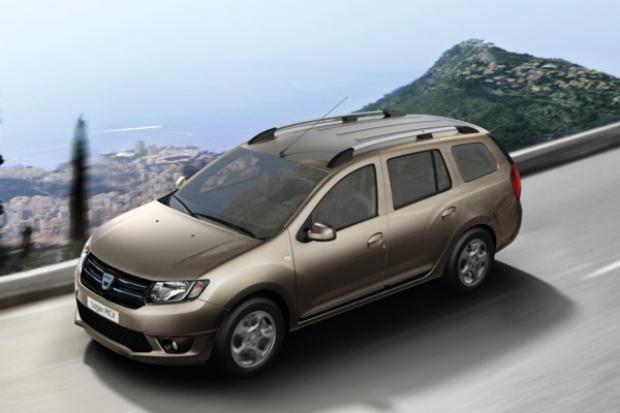 Dacia odświeża Logana MCV
