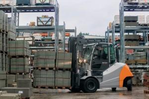 Znaczenie wózków widłowych w przemyśle ciężkim