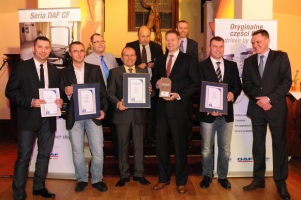 DAF Trucks Polska wybiera najlepszego dealera