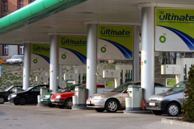 BP rzuca rękawicę Shell Polska