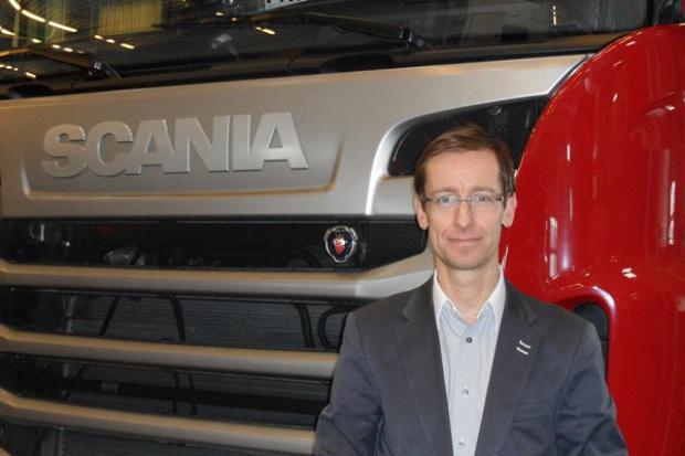 Polski awans w europejskiej sieci Scania