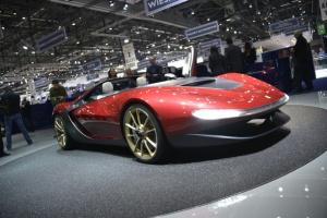 Kilka sztuk hołdu dla Sergio Pininfariny