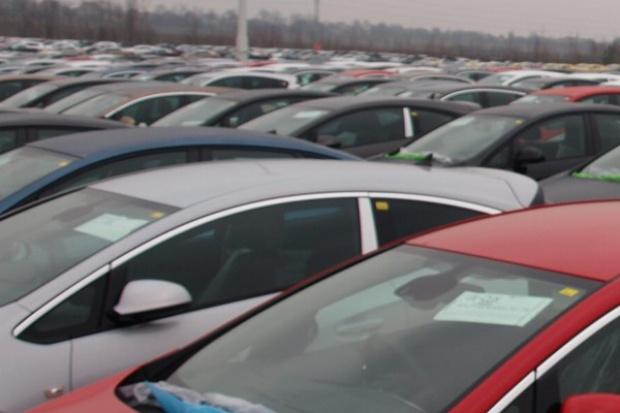 Europejski rynek nowych aut w lutym mocno pod kreską