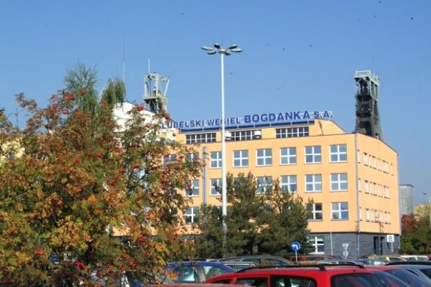 Dobry wynik Bogdanki