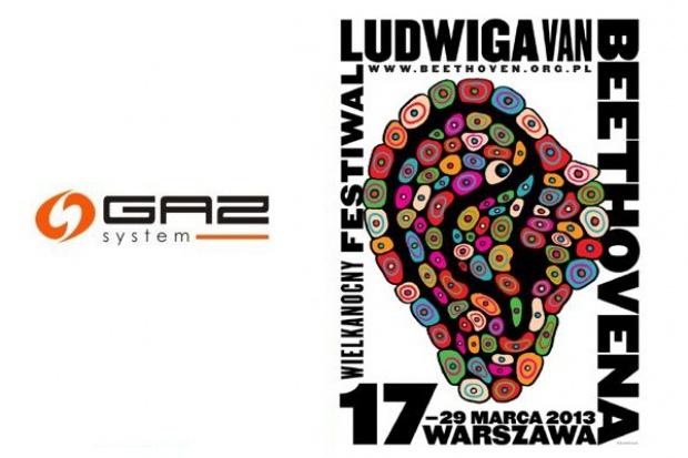 GAZ-SYSTEM S.A. sponsorem 17. Wielkanocnego Festiwalu Ludwika van Beethovena