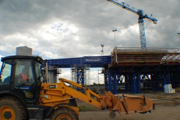 Mostostal Warszawa liczy, że właściciel pomoże mu wyjść z dołka