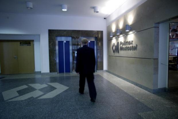 P.o. prezesa Polimeksu-Mostostalu złożył rezygnację