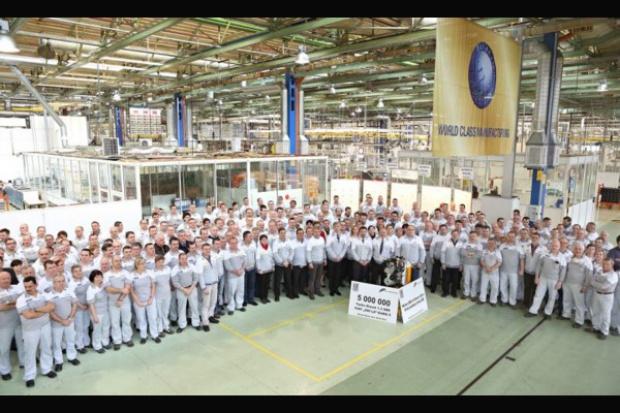 Bielski Fiat Powertrain wyprodukował już 5 000 000 silników 1.3 Multijet