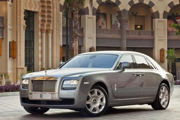 Targowy debiut Rolls-Royce'a w Polsce