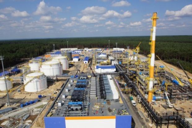 Największa w Polsce kopalnia gazu i ropy rusza pełną parą
