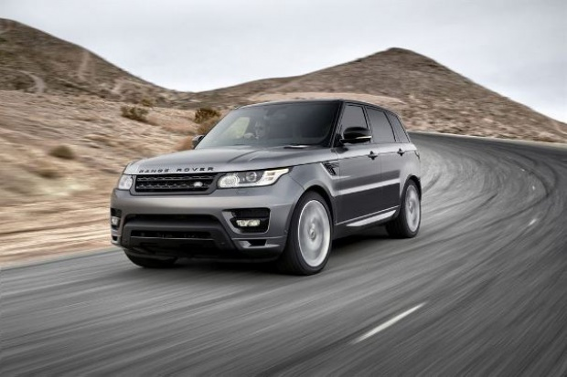 To ma być naj ….  Land Rover wszechczasów