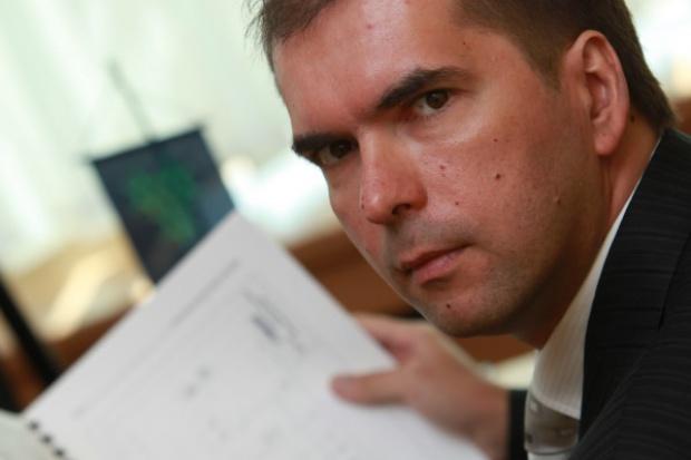 Dariusz Krawczyk p.o prezesa Polimeksu Mostostalu
