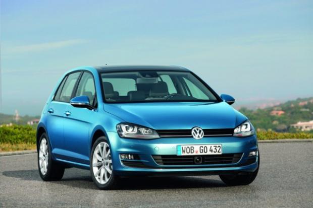 Golf - światowym samochodem roku 2013