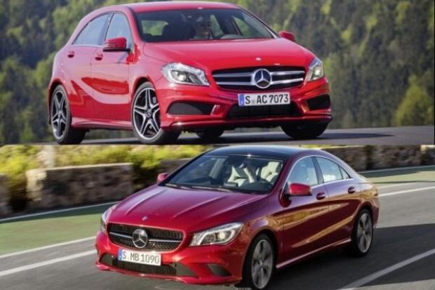 Mercedes nagrodzony za wzornictwo