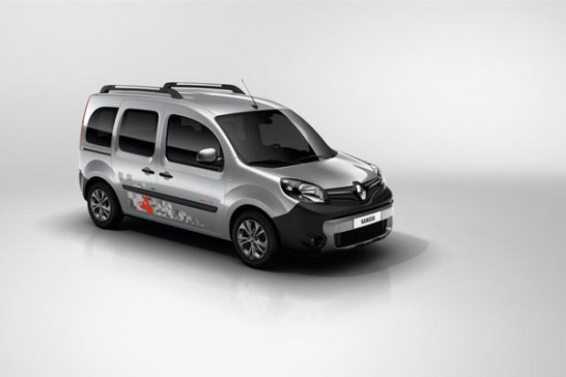 """Renault odświeża """"kangura"""""""