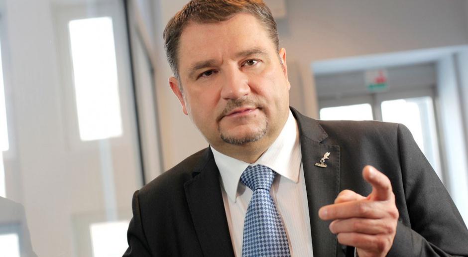 Piotr Duda, przewodniczący Solidarności