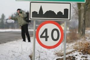GDDKiA przegląda znaki drogowe w całym kraju