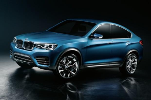 Nowa koncepcja BMW X