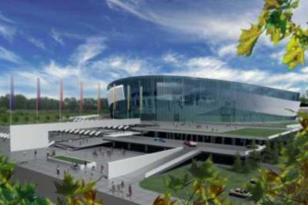 Gliwice podpisały umowę na budowę hali za 320 mln zł