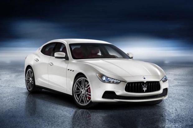 Pierwsze Maserati z dieslem