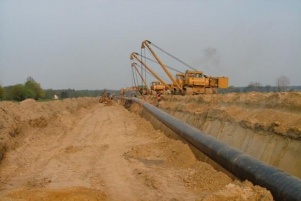 """Prezes PERN """"Przyjaźń"""": od 11 lat budujemy 62 km rurociągu"""
