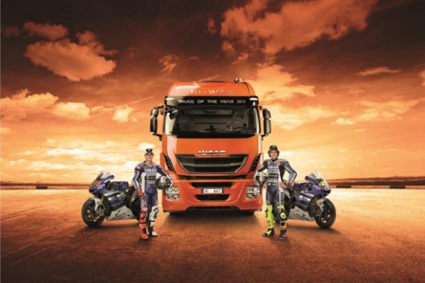 Iveco angażuje się w sport motocyklowy