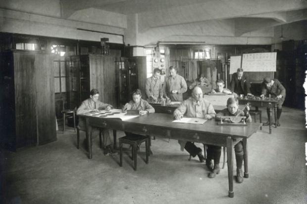 100 lat temu Bosch uruchomił swoje pierwsze warsztaty szkoleniowe