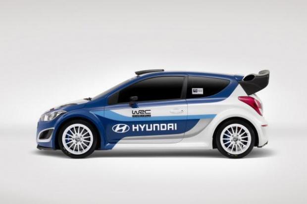 Hyundai przygotowuje się do startów w WRC