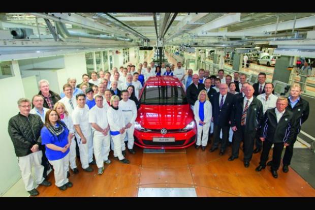 Rozpoczęła się seryjna produkcja nowego Golfa GTI