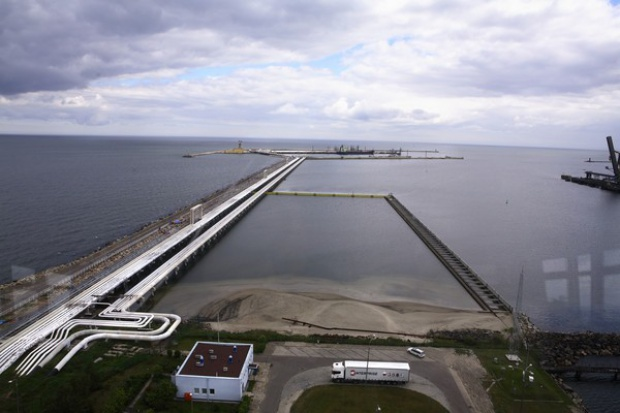 Terminal PERN-u w Gdańsku zdetronizuje Orlen i Lotos?