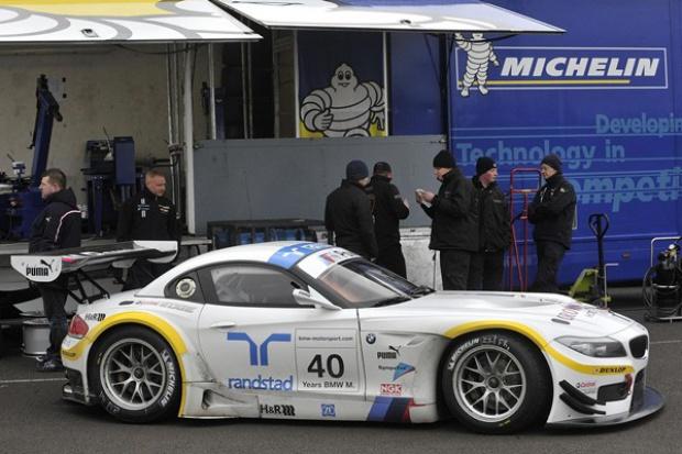 Michelin pod rękę z BMW Motorsport