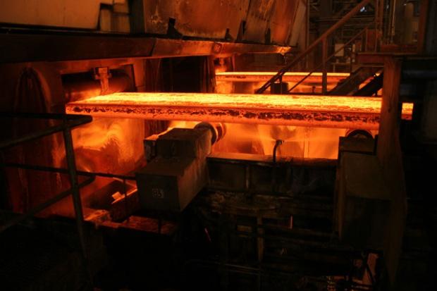 Przemysł stalowy podczas Europejskiego Kongresu Gospodarczego