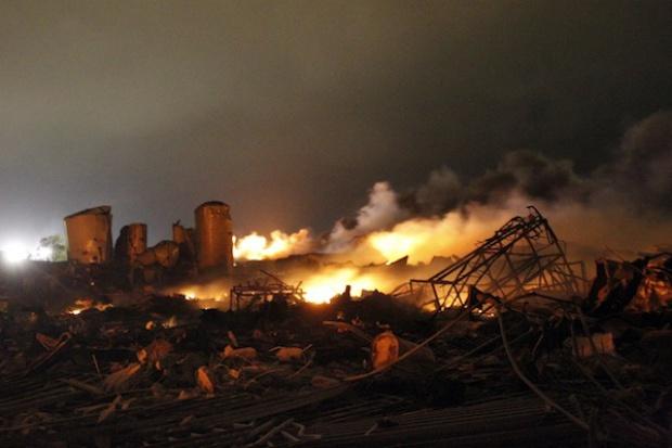 Wybuch w fabryce nawozów w Teksasie, może być wiele ofiar