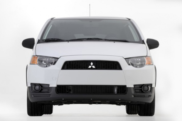 Mitsubishi frontem do LPG