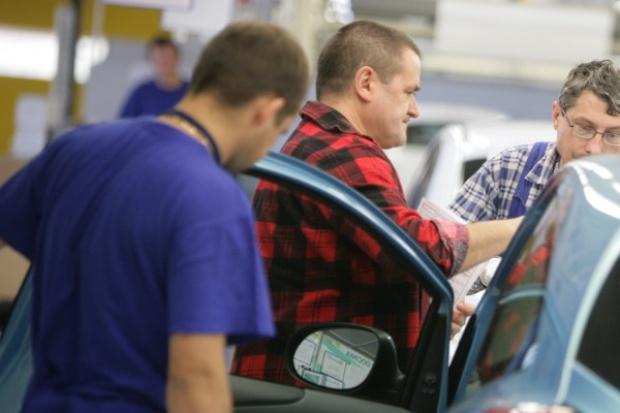 Tyska fabryka Fiata znowu przyjmuje do pracy