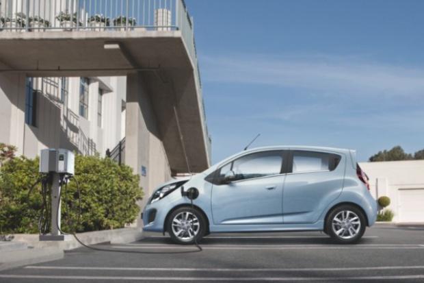 Chevrolet ogłosił parametry elektrycznego Sparka