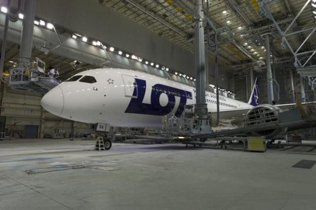 PLL LOT: pierwszy rejs naprawionym dreamlinerem 5 czerwca