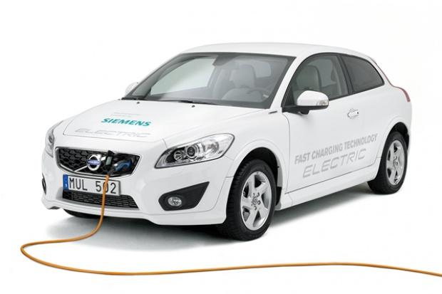 Volvo rozwija projekty elektrycznych samochodów