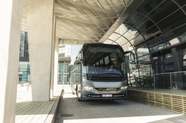 Volvo modernizuje swoje autokary